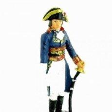 Juguetes Antiguos: EL GENERAL NAPOLEON BONAPARTE EN EL CAIRO EGIPTO 1798 FIGURA PLOMO COBRA. Lote 179113037