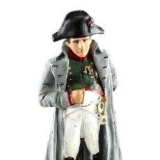 Juguetes Antiguos: UN GENIO MILITAR NAPOLEON BONAPARTE FIGURA PLOMO COBRA. Lote 179113088