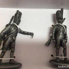 Juguetes Antiguos: 7426 015 ARTILLEROS GRAND ARMEE NAPOLEON FIGURA SOLDADO DE PLOMO ATLAS. Lote 178238203