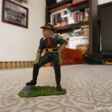 Juguetes Antiguos: GENERAL GEORGE A. CUSTER-ESCALA 1/35(54MM)-METAL FIGURE PAINTED. Lote 167609076