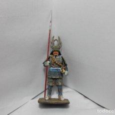 Juguetes Antiguos: 101 - GUERRERO MITICO JAPONES - HONDA TADAKATSU - 1548-1610 - 2002. Lote 168484824