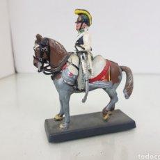 Juguetes Antiguos - Soldado de plomo a caballo austríaco dea by Cassandra - 168689048