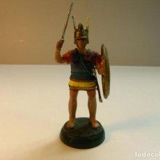 Juguetes Antiguos: FIGURA - SOLDADO DE PLOMO ALMIRAL PALAU 1/32. Lote 168776444
