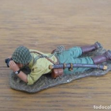 Juguetes Antiguos: 1/30 KING & COUNTRY IWJ030 JAPANESE SNIPER TEAM 1 OFFICER WITH BINOCULARS (DESCATALOGADO). Lote 170404888