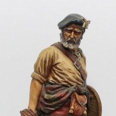 Juguetes Antiguos: CULLODEN. FIGURA EN PLOMO DE ELITE, 75 MM. PINTADA A MANO EN ALTA CALIDAD.. Lote 171021803