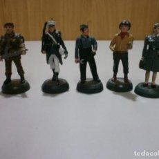 Juguetes Antiguos: LOTE DE SOLDADOS DE PLOMO ALMIRALL PALOU. Lote 171608427