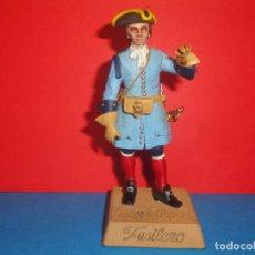 Juguetes Antiguos: FIGURA DE PLOMO FUSILERO.. Lote 174174999