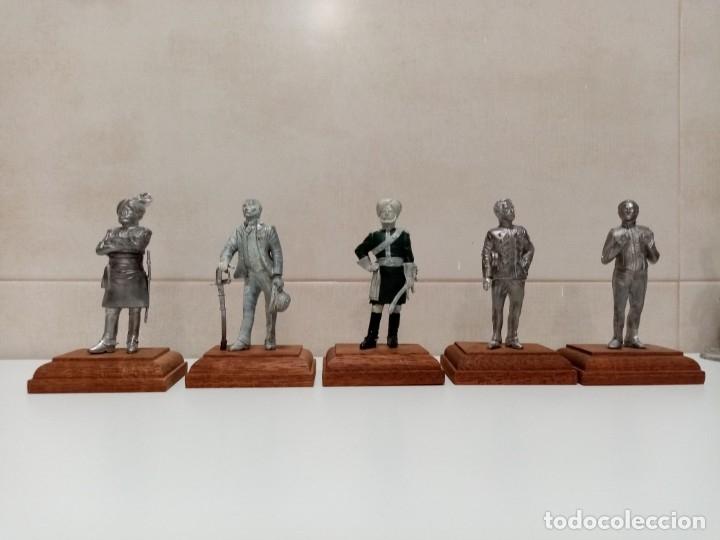 Juguetes Antiguos: 21 SOLDADOS DE PLOMO MAS 1 SOLDADO A CABALLO. UNO PINTADO Y DOS A MEDIO PINTAR. - Foto 11 - 151635262
