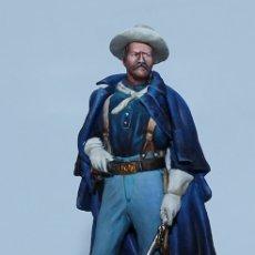 Juguetes Antiguos: JOHN WAYNE. LA LEGIÓN INVENCIBLE, FIGURA EN PLOMO DE 54 MM. PINTADA A MANO EN ALTA CALIDAD.. Lote 176642120