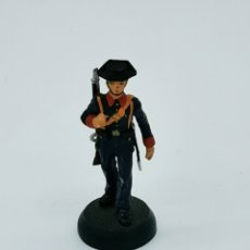 Juguetes Antiguos: SOLDADITO DE PLOMO GUARDIA CIVIL. Lote 176753307