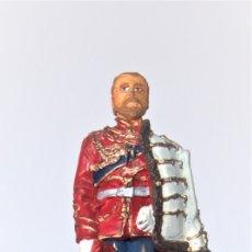 Juguetes Antiguos: SOLDADO DE PLOMO. HÚSAR DESCUBIERTO.. Lote 181080985