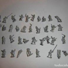 Juguetes Antiguos: LOTE FIGURAS EN PLOMO SOLDADOS - FIJENSE EN LAS FOTOS. Lote 183367468