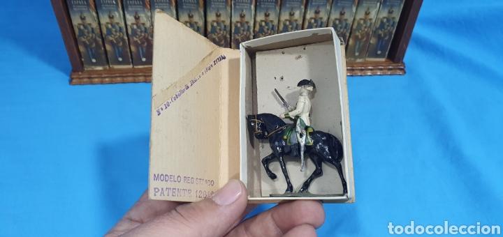 Juguetes Antiguos: Historia militar de España en soldaditos de plomo. capell, casanellas , multicolor , años 50 - Foto 16 - 165267886