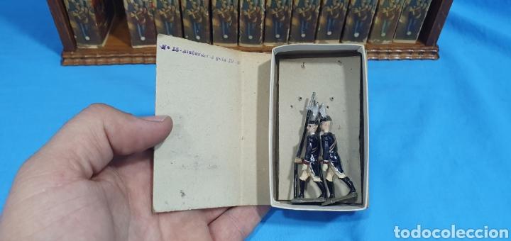Juguetes Antiguos: Historia militar de España en soldaditos de plomo. capell, casanellas , multicolor , años 50 - Foto 21 - 165267886