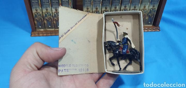 Juguetes Antiguos: Historia militar de España en soldaditos de plomo. capell, casanellas , multicolor , años 50 - Foto 24 - 165267886