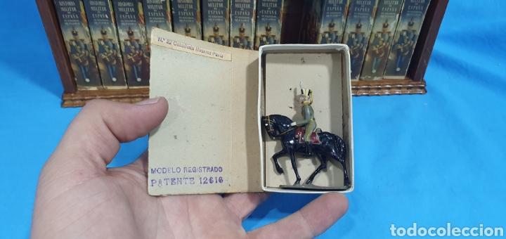 Juguetes Antiguos: Historia militar de España en soldaditos de plomo. capell, casanellas , multicolor , años 50 - Foto 28 - 165267886