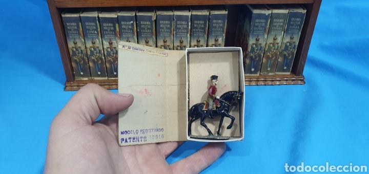 Juguetes Antiguos: Historia militar de España en soldaditos de plomo. capell, casanellas , multicolor , años 50 - Foto 29 - 165267886