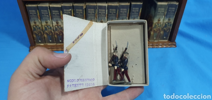 Juguetes Antiguos: Historia militar de España en soldaditos de plomo. capell, casanellas , multicolor , años 50 - Foto 30 - 165267886