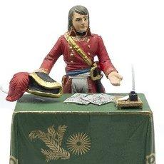 Juguetes Antiguos: DIORAMA EN PLOMO: NAPOLEÓN EN EL ADVENIMIENTO AL CONSULADO, 1799. EDICIONES COBRA. . A ESTRENAR.. Lote 233503270