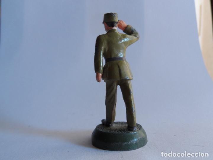 Juguetes Antiguos: personaje historico degaulle soldado de plomo - soldadito de plomo m & s 11.04.V - Foto 3 - 186065588