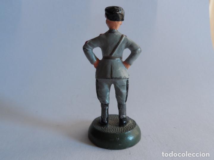 Juguetes Antiguos: personaje historico mussolini soldado de plomo - soldadito de plomo m & s 11.05.V - Foto 2 - 186066158