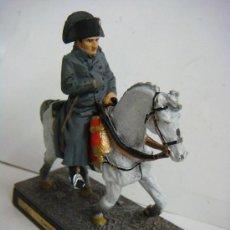 Juguetes Antiguos: FIGURA DE PLOMO HISTORIA DE NAPOLEON BONAPARTE CABALLERIA Nº14. Lote 206543026