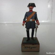 Juguetes Antiguos: SOLDADOS DE PLOMO -GUARDIA CIVIL, GUARDIA DE CABALLERÍA UNIF. DE DIARIO 1889 -VICENTE JULIÁ CHAUVE. Lote 190190715