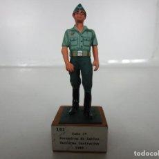 Juguetes Antiguos: SOLDADOS DE PLOMO -GUARDIA CIVIL, CABO 1º ESCUADRÓN DE SABLES 1989 - VICENTE JULIÁ CHAUVE. Lote 190191751