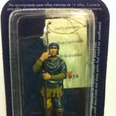 Jeux Anciens: MEDIEVAL (ALTAYA)- CON SU BLISTER - 6,5 CM. Lote 193385271