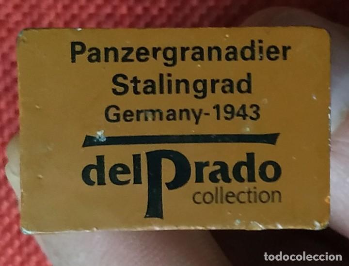 Juguetes Antiguos: Panzergranadier Stalingrado Alemania 1943 - SOLDADOS DEL SIGLO XX - DEL PRADO - ESCALA 1/32 - Foto 3 - 194216625