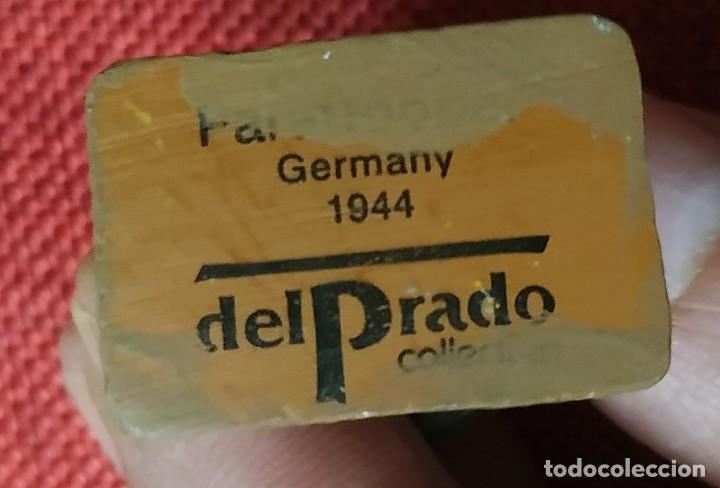 Juguetes Antiguos: Paracaidista Alemania 1944 - SOLDADOS DEL SIGLO XX - DEL PRADO - ESCALA 1/32 - Foto 3 - 194217138