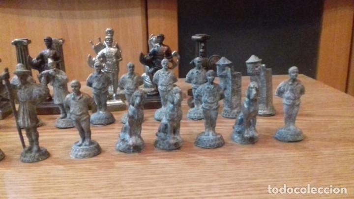 Juguetes Antiguos: Impresionante lote de 59 figuras de plomo sigloxix y sigloxx. Soldaditos de plomo - Foto 2 - 194535031