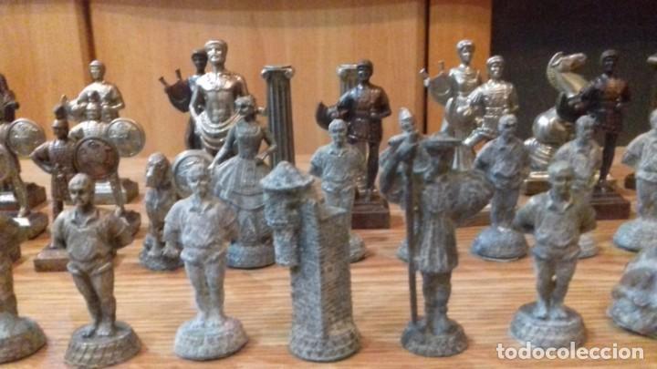 Juguetes Antiguos: Impresionante lote de 59 figuras de plomo sigloxix y sigloxx. Soldaditos de plomo - Foto 7 - 194535031