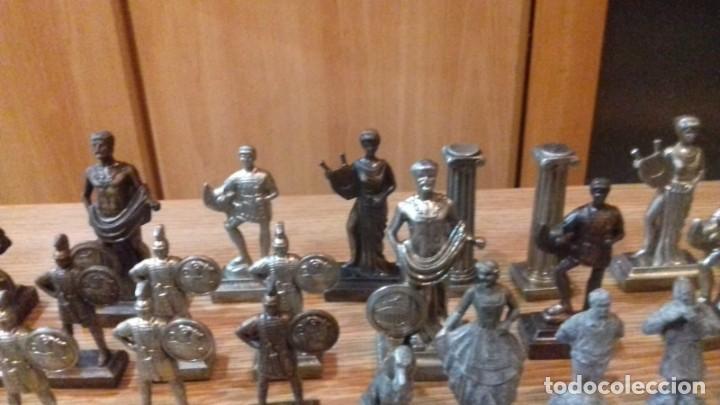 Juguetes Antiguos: Impresionante lote de 59 figuras de plomo sigloxix y sigloxx. Soldaditos de plomo - Foto 11 - 194535031
