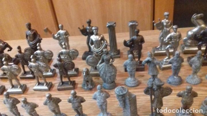 Juguetes Antiguos: Impresionante lote de 59 figuras de plomo sigloxix y sigloxx. Soldaditos de plomo - Foto 13 - 194535031