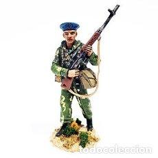 Juguetes Antiguos: 88 PARACAIDISTA FUERZA DE ELITE SOVIETICO 1980 - DEL PRADO. Lote 194698040