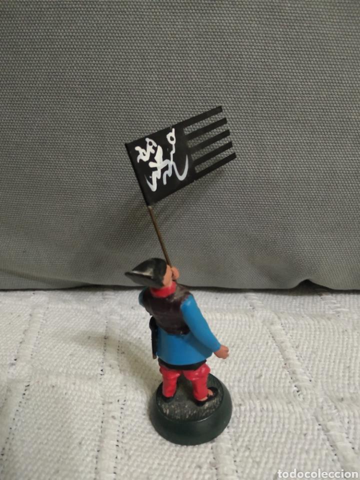 Juguetes Antiguos: Soldadito de plomo almirall palou Ref:3/008 - Foto 2 - 194898022