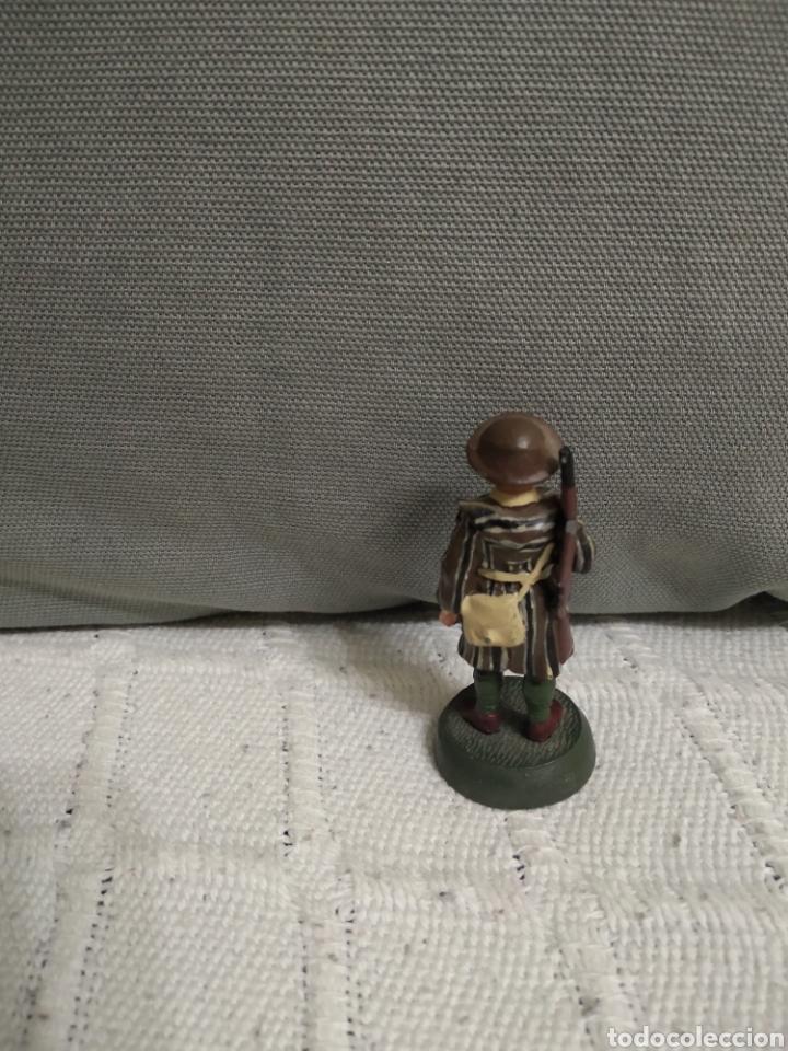 Juguetes Antiguos: Soldadito almirall palou. Ref: 2/042 - Foto 2 - 194898547
