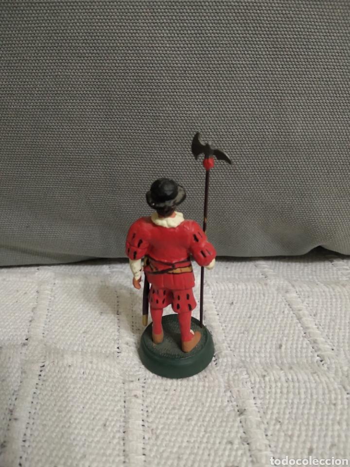 Juguetes Antiguos: Soldadito de plomo almirall palou . Ref : 3/115 - Foto 2 - 194898760