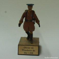Juguetes Antiguos: SOLDADO DE PLOMO OFICIAL DE TIRADORES DE IFNI 1938 - ALMIRALL.. Lote 195218006