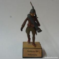 Juguetes Antiguos: SOLDADO DE PLOMO DE INFANTERIA EJERCITO NACIONALISTA - ALMIRALL.. Lote 195495603