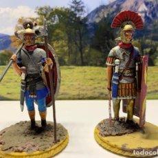 Juguetes Antiguos: SOLDADOS ROMANOS 75MM. Lote 196385407