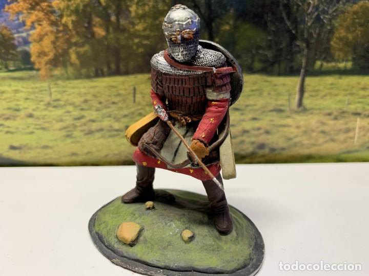 Juguetes Antiguos: Arquero edad antigua 75 mm - Foto 4 - 196385511