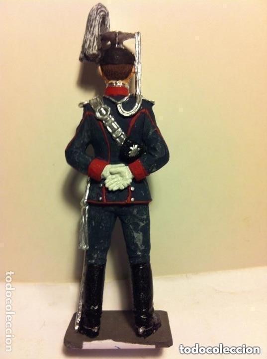 Juguetes Antiguos: soldaditos - figura grande de 11 cm. --alemania 1910 -muy bien conservado - pesa 200 gramos - Foto 2 - 197276510