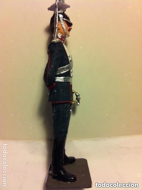 Juguetes Antiguos: soldaditos - figura grande de 11 cm. --alemania 1910 -muy bien conservado - pesa 200 gramos - Foto 3 - 197276510