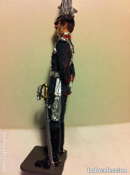 Juguetes Antiguos: soldaditos - figura grande de 11 cm. --alemania 1910 -muy bien conservado - pesa 200 gramos - Foto 4 - 197276510
