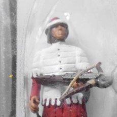 Juguetes Antiguos: FIGURA SOLDADO DE PLOMO, ALMIRALL PALOU, RBA EDITORES.. Lote 198066035