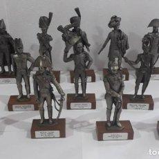 Juguetes Antiguos: SOLDADOS MARISCALES FRANCESES DE LA FIRMA ETAIN. Lote 198213591