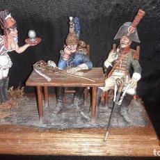 Juguetes Antiguos: SOLDADOS DE PLOMO FRANCESES. Lote 198567880