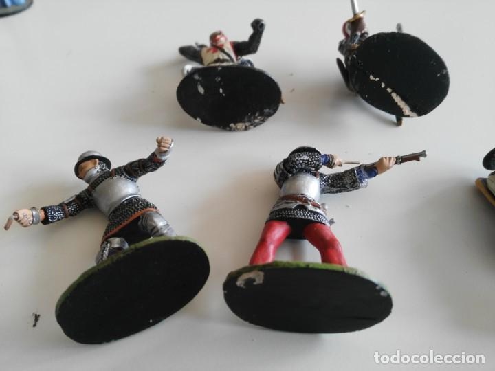 Juguetes Antiguos: lote soldados de plomo diferentes fabricantes - Foto 5 - 198912307